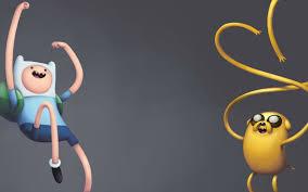 Adventure Time দেওয়ালপত্র