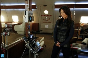 Agents of S.H.I.E.L.D - Episode 1.01 - Pilot - BTS Pics