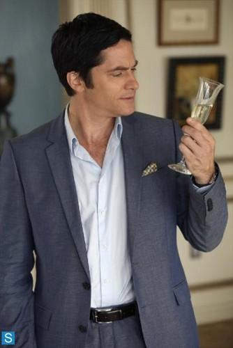 Agents of S.H.I.E.L.D. wallpaper containing a business suit and a suit entitled Agents of S.H.I.E.L.D - Episode 1.03 - The Asset - Promo Pics