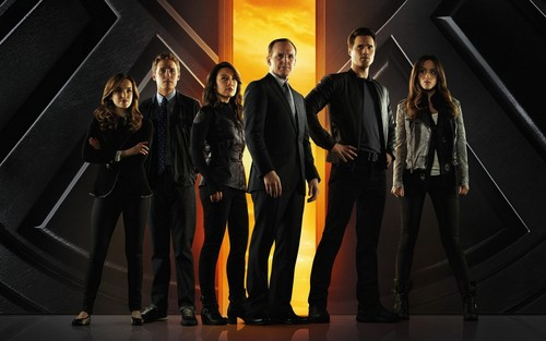 Agents of S.H.I.E.L.D. fondo de pantalla titled Agents of S.H.I.E.L.D.