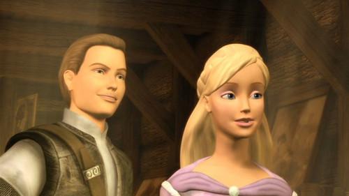 Barbie Couples wallpaper entitled Aidan and Annika
