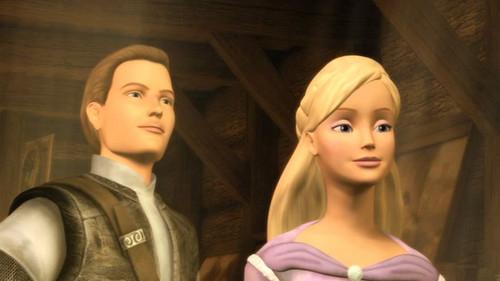 Barbie Couples wallpaper called Aidan and Annika