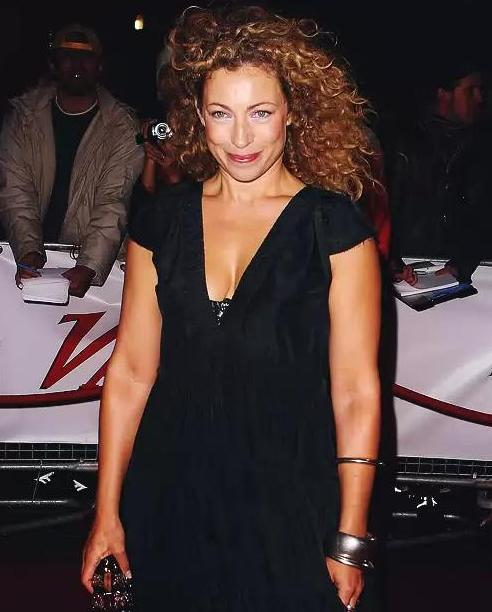 Alex Kingston doctor who 50th