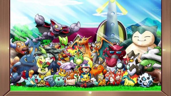 All Of Ash 27s Pokemon Ever Images | Pokemon Images
