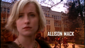 Allison Mack as Chloe Sullivan - smallville photo