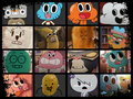 Amazing world of gumball characters