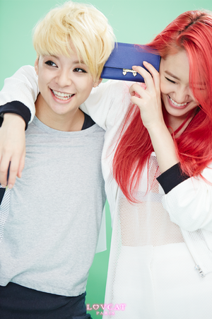 Amber and Krystal for Lovcat