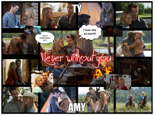 Heartland wallpaper possibly with anime entitled Amy