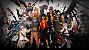 animé Characters