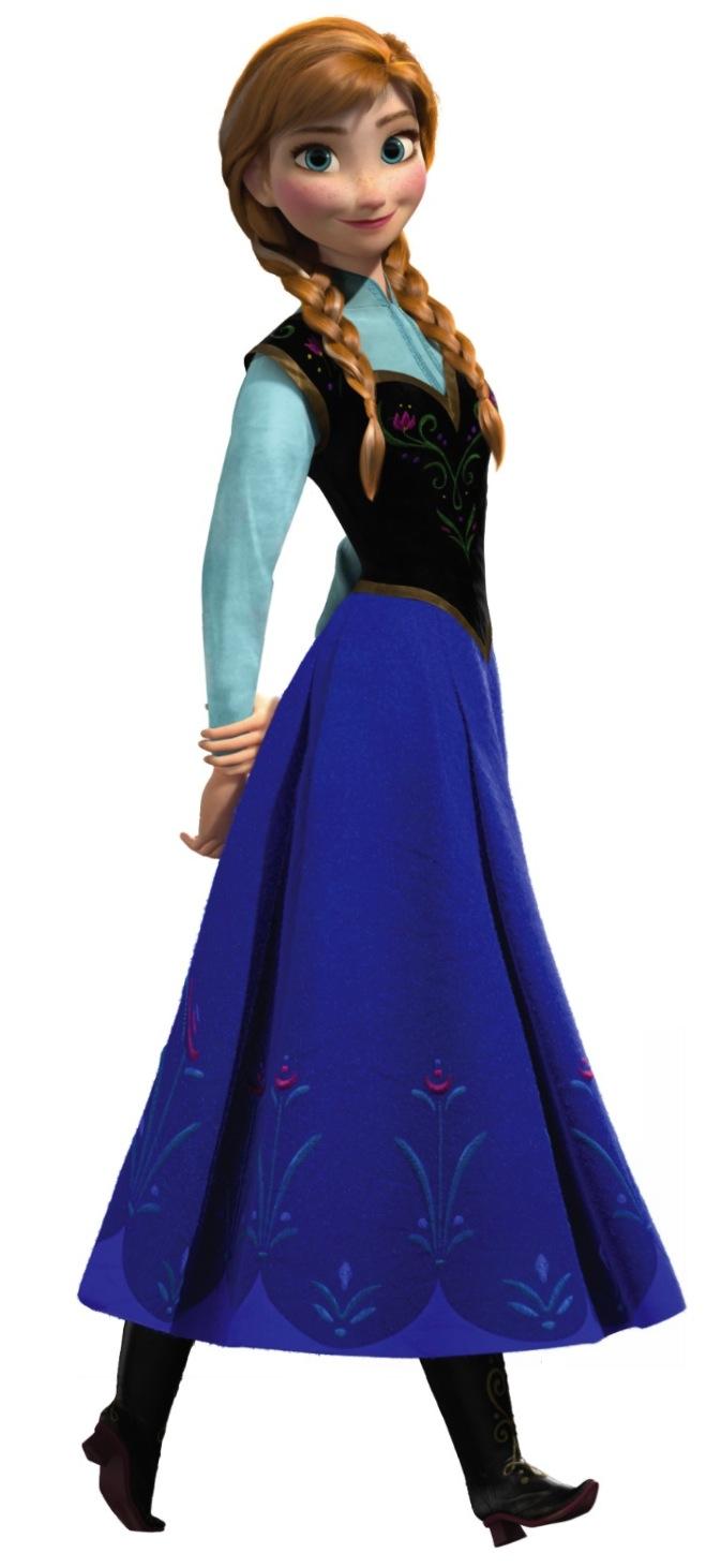 Anna 3D