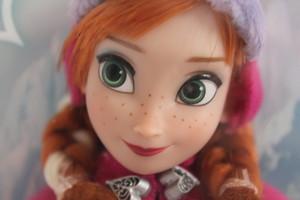 Anna 디즈니 Store doll