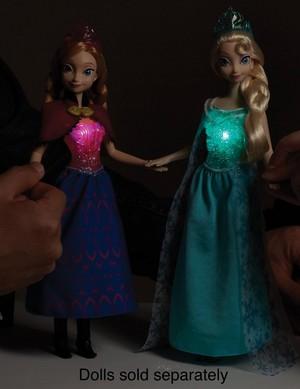 Anna and Elsa Куклы