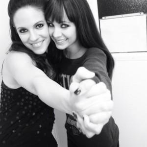 Anna & Ksenia