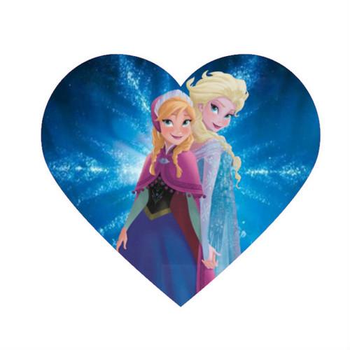 La Reine des Neiges fond d'écran entitled Anna and Elsa