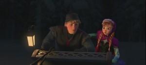 Anna and Kristoff Screencap