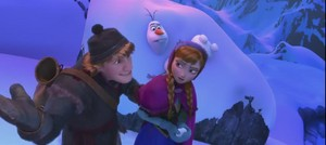 Anna and Kristoff Screencap