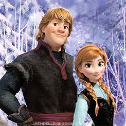 frozen immagini anna and kristoff wallpaper and background foto