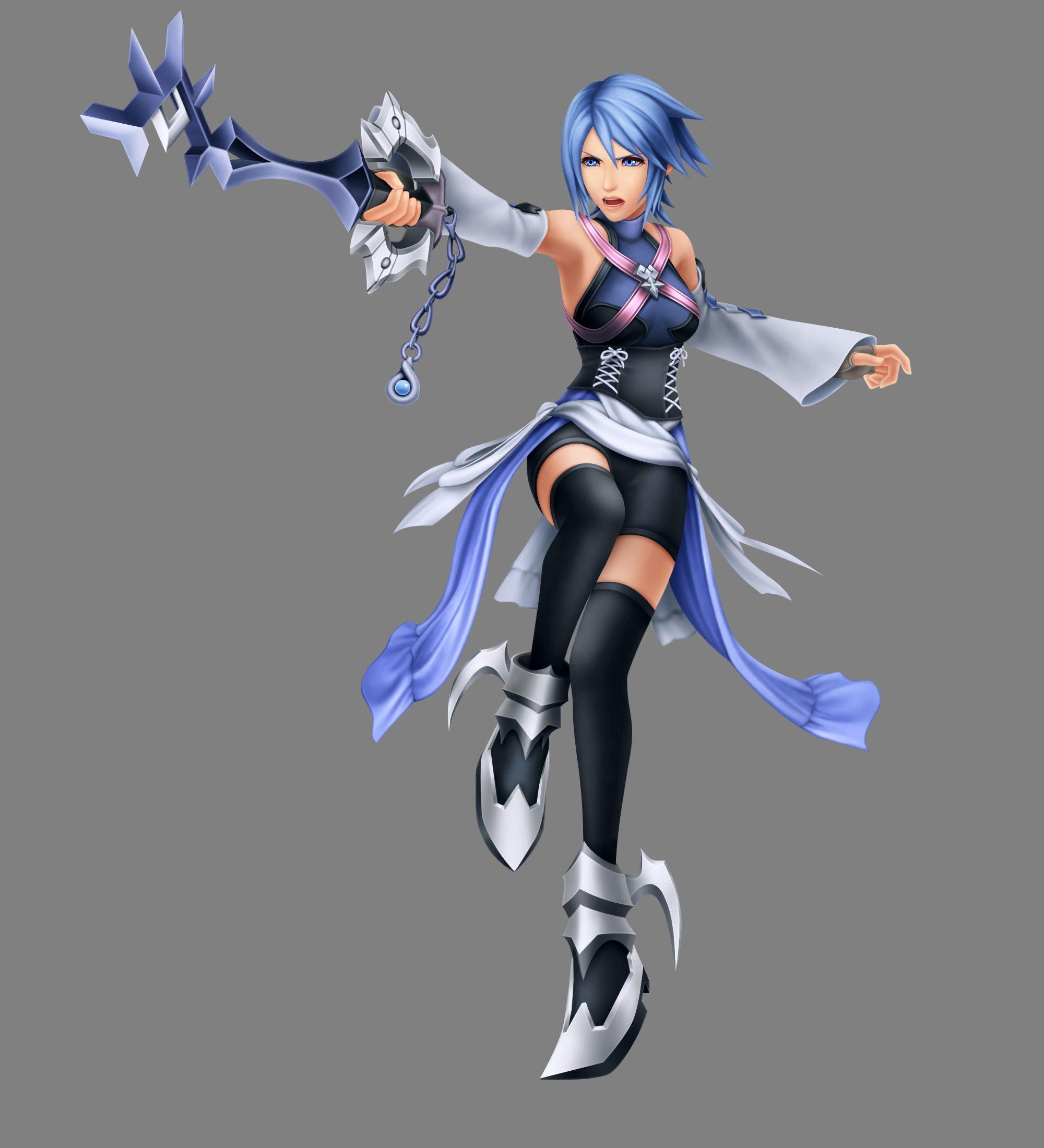 Aquatic Kingdom Hearts Wiki: Aqua