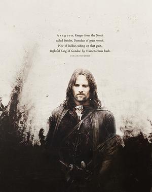Aragorn peminat Art