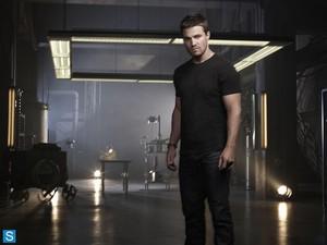 Arrow - Season 2 - Cast Promotional photos