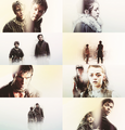Arya & Gendry - arya-and-gendry fan art