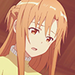 Asuna icons