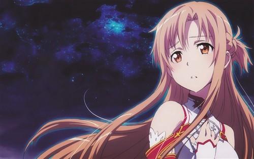 Sword Art Online wallpaper entitled Asuna