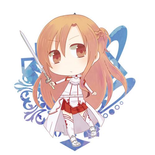 Sword Art Online wallpaper titled Asuna