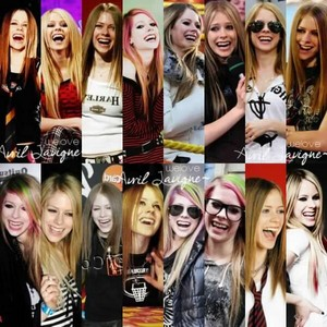 Avril Lavigne fan arts