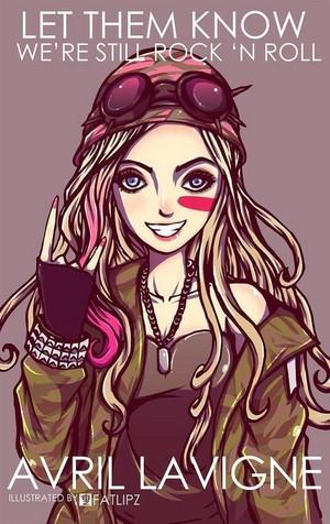 Avril Rock N Roll