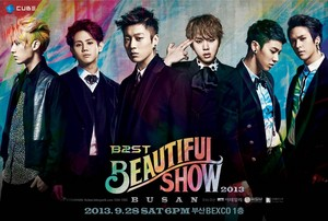 B2ST '2013 Beautiful Show'