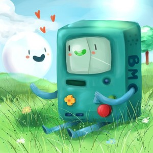 BMO and Bubble!