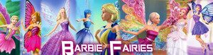 Barbie Fairies Banner