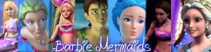 Barbie Mermaids Banner