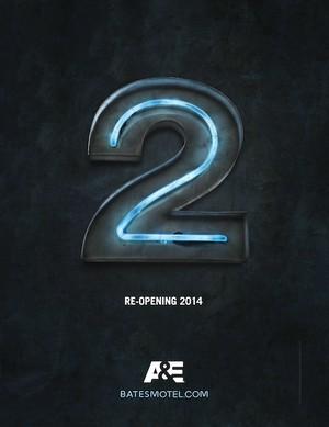 Bates Motel - Season 2 - Teaser poster