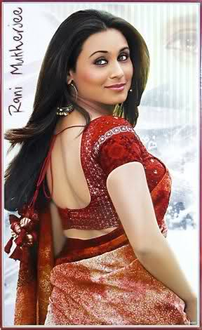 Rani Mukherjee wallpaper containing a portrait entitled Beautiful Rani