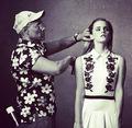 Behind The Scenes - Bjorn Iooss (New York City - 2013)