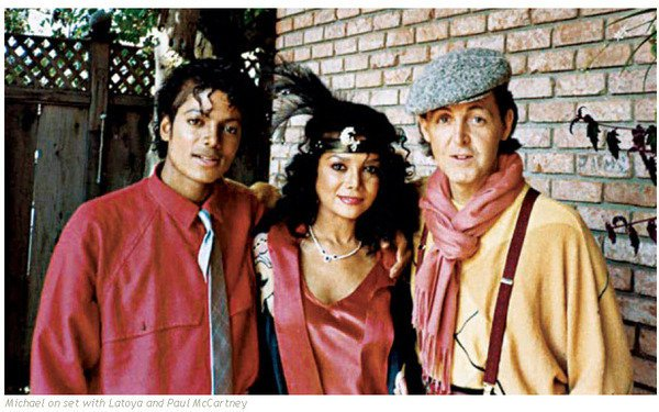 """Behind The Scenes In The Making Of """"Say, Say, Say"""""""