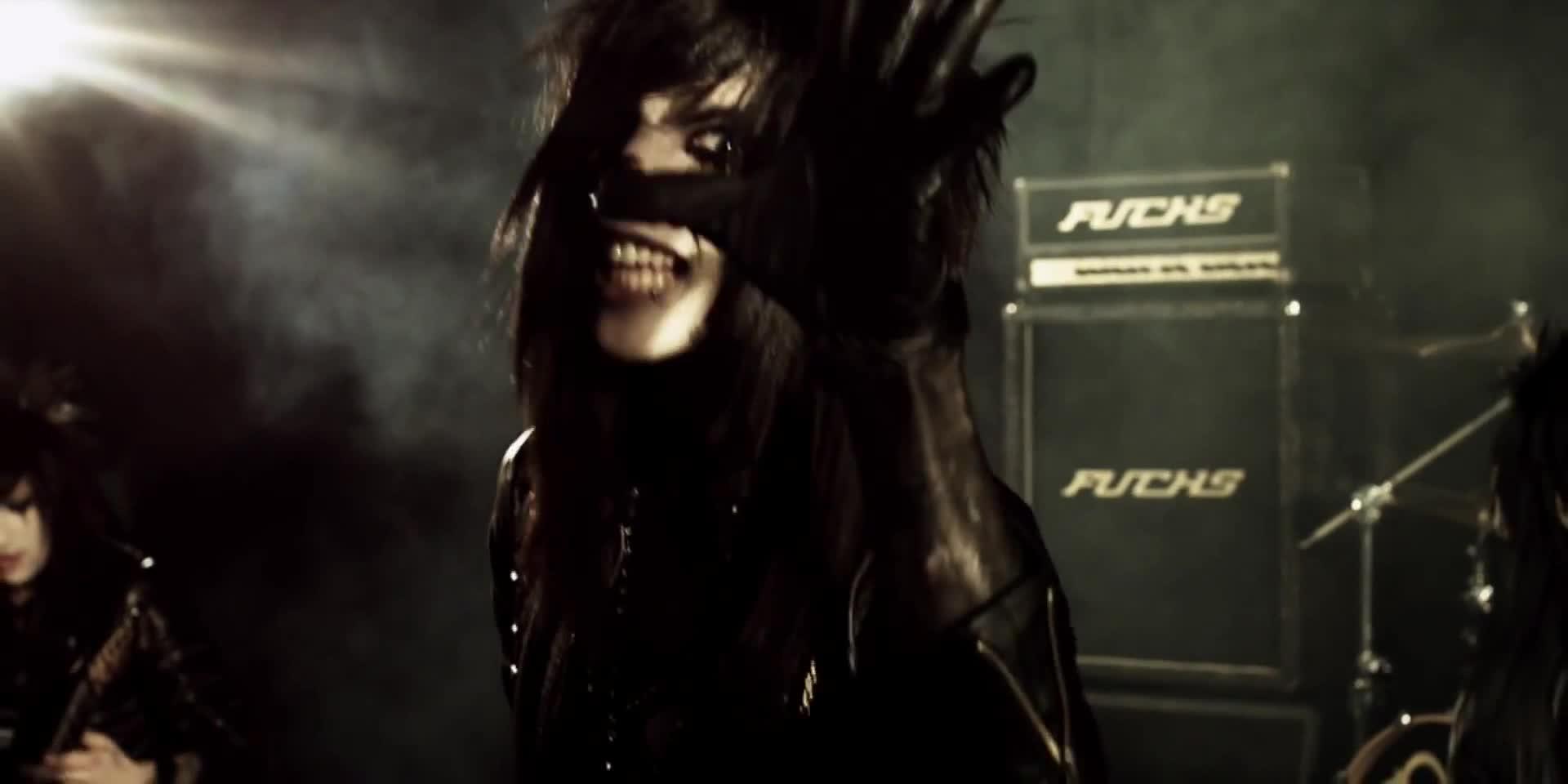 Black Veil Brides - Perfect Weapon {Music Video} - Black ...