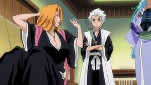 Bleach ep 262-Haineko and Narunosuke's cinta story <33...