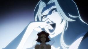 Bleach ep 262-Haineko and Narunosuke's amor story <33...