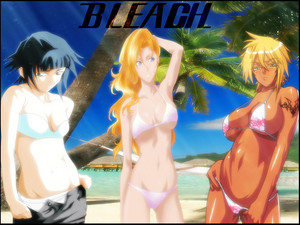 Bleach hotness <3
