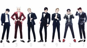 Block B 'Very Good' album chaqueta image