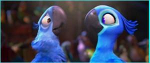 Blu and Rachel