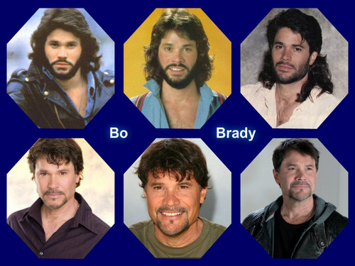 Days of Our Lives wallpaper entitled Bo Brady