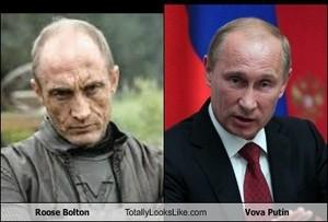 Bolton VS Putin