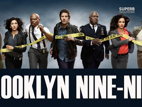 Brooklyn Nine-Nine fond d'écran with a concert entitled Brooklyn Nine-Nine