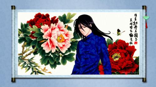 Kuchiki Byakuya वॉलपेपर titled Byakuya