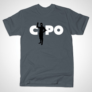 C-3PO tee