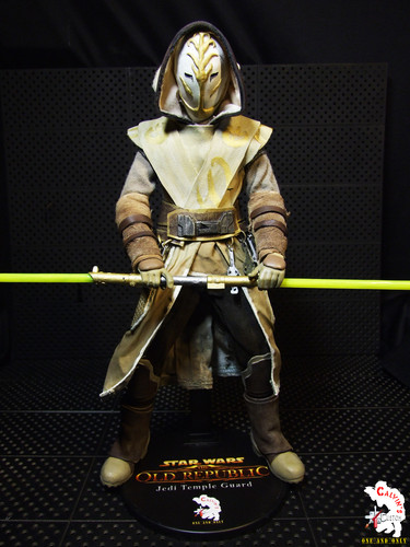 étoile, étoile, star Wars fond d'écran probably containing a surcoat, surcot and a tabard titled Calvin's Custom One Sixth Starwars the old republic JEDI TEMPLE GUARD figure